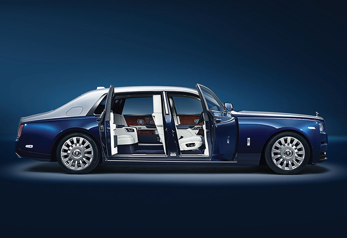 Rolls-Royce opens first Brisbane showroom with rare beasts ...