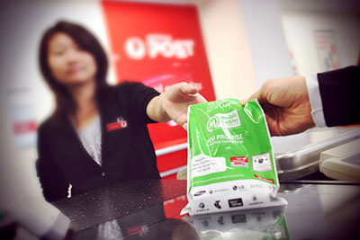 Australia Post 'saves planet' and saves $10m - Business