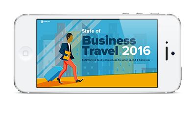 Concur State Of Business Travel