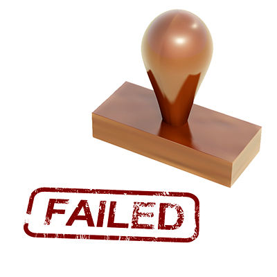 Fail stamp image