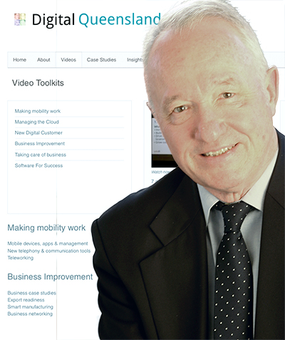John Sheridan Digital Queensland