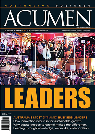 Business Acumen Magazine issue 95: The Leaders 2019-20