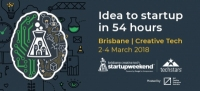 Idea to Startup in 54 Hours: Brisbane Creative Tech.